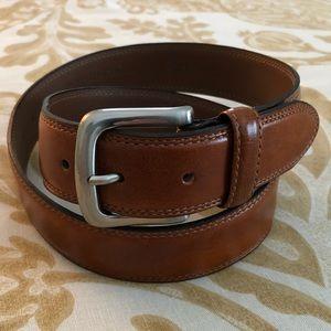 NWOT Bosca Leather Belt